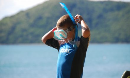 Snorkelling with Kids