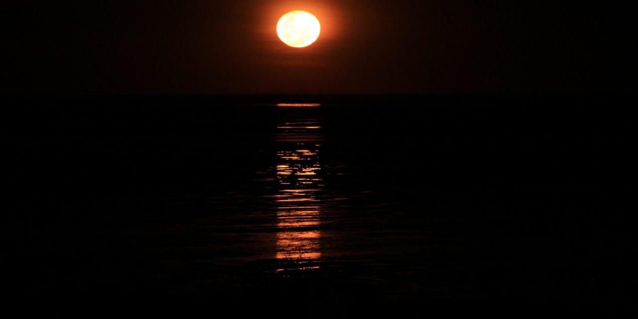 Staircase to the Moon Broome