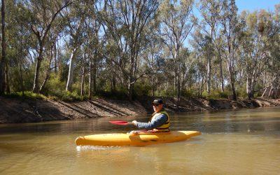 River Murray Kayak
