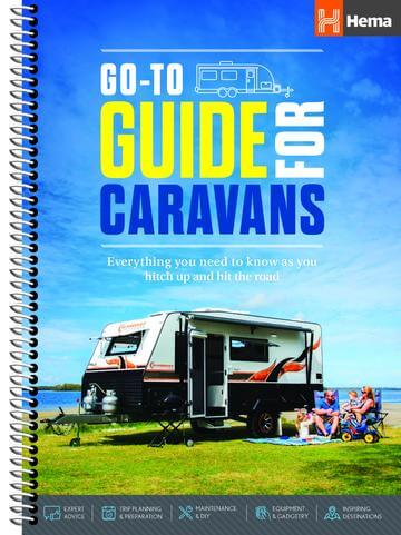 Go to guide for Caravanners