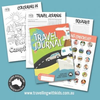 Travel Journal for Aussie Roadtrippers