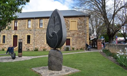 Adelaide Hills Sculpture Trail & Wineries