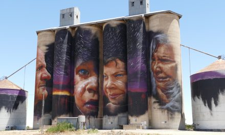 Silo art in Victoria: See these magic murals