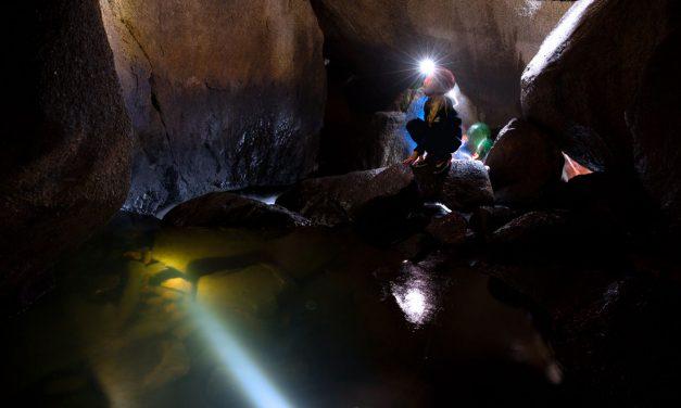 Caving in Victoria – Mount Buffalo