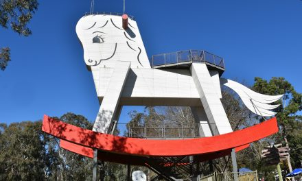 The Big Rocking Horse – Gumeracha