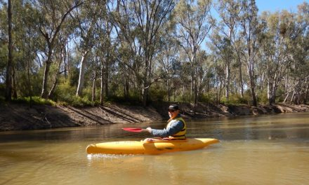 River Murray Kayak