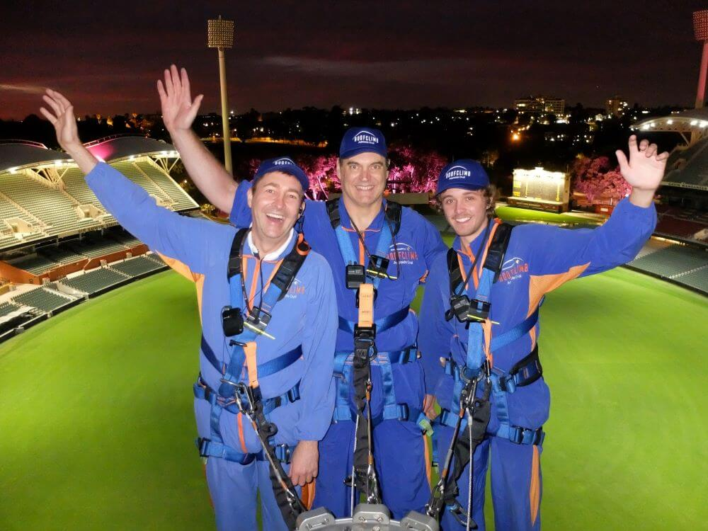 Adelaide Oval Roof Climb Review