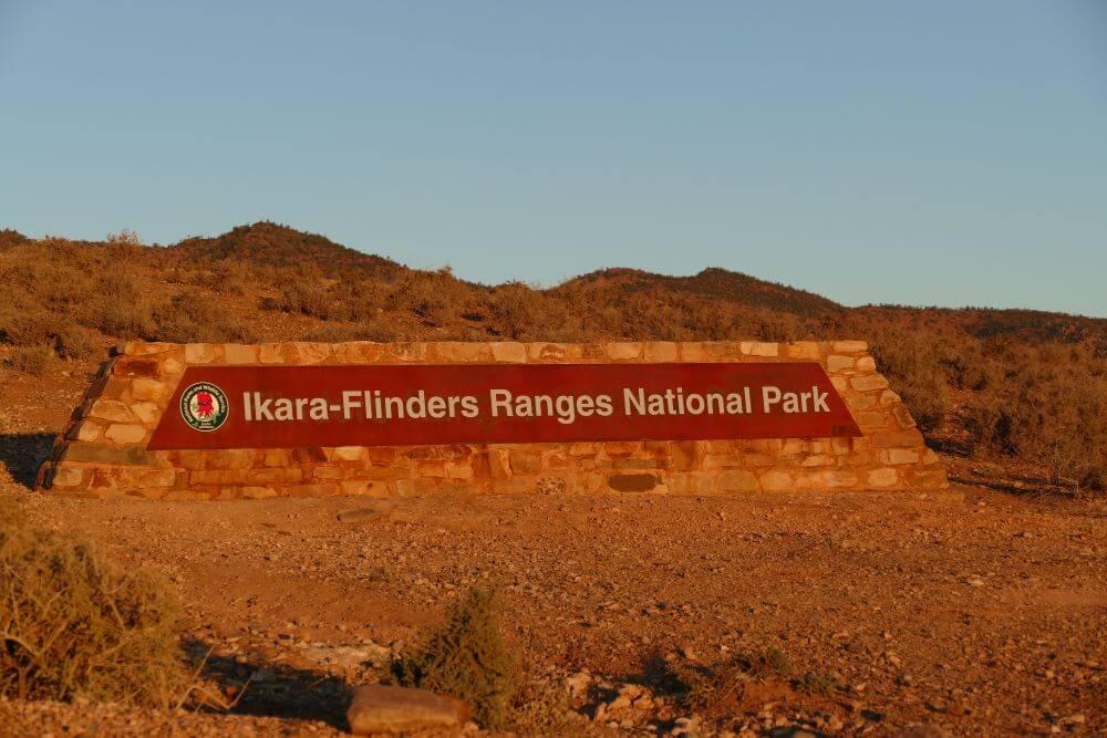 Brachina Gorge Flinders Ranges National Park