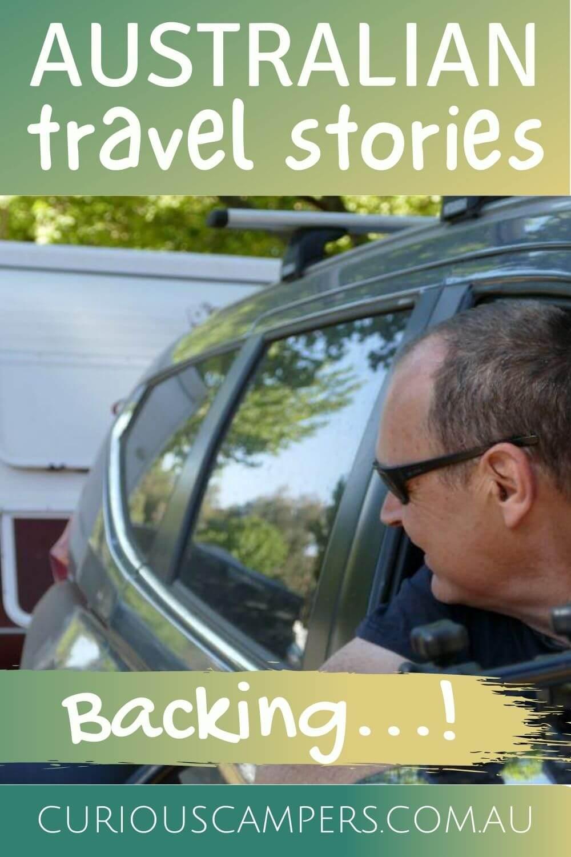 Backing a Caravan