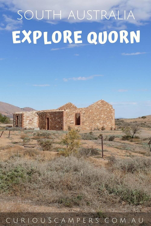 Quorn SA