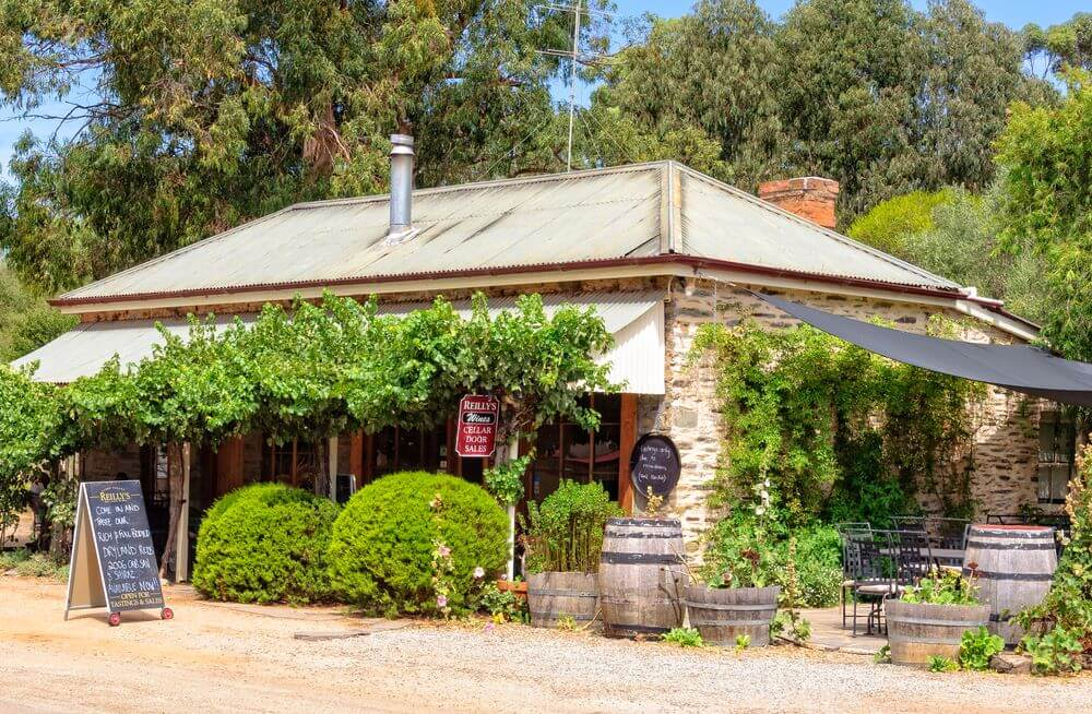 Day trip from Adelaide: Clare Valley
