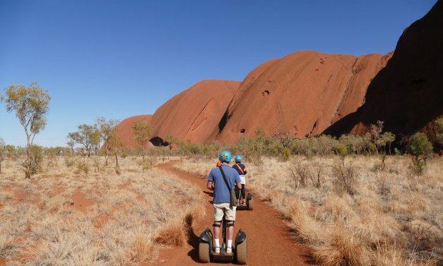 Uluru Segway Tours – See the rock on 2 wheels