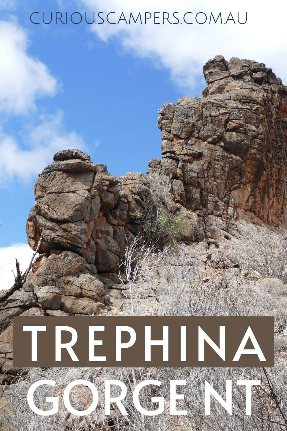 Trephina Gorge West MacDonnell Ranges
