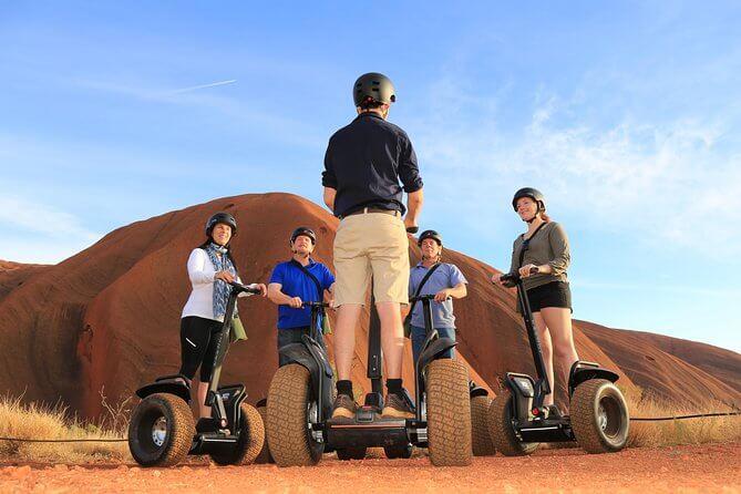 Uluru Segway Tour