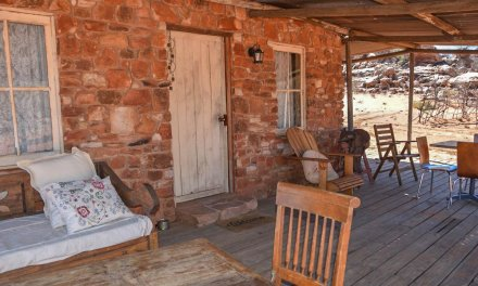 Ooraminna Station Homestead Review