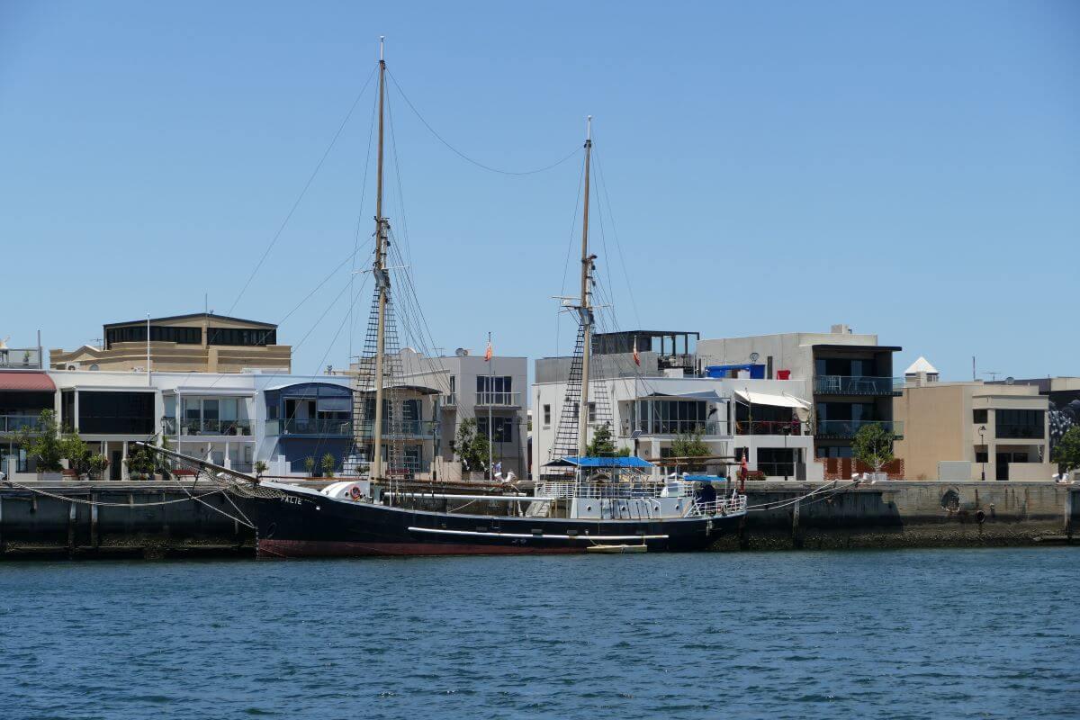Port Adelaide Historical Falie