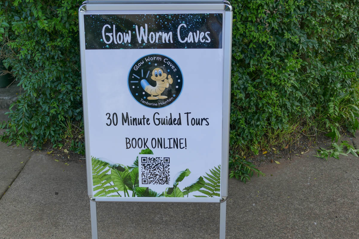 glow worm cave tours