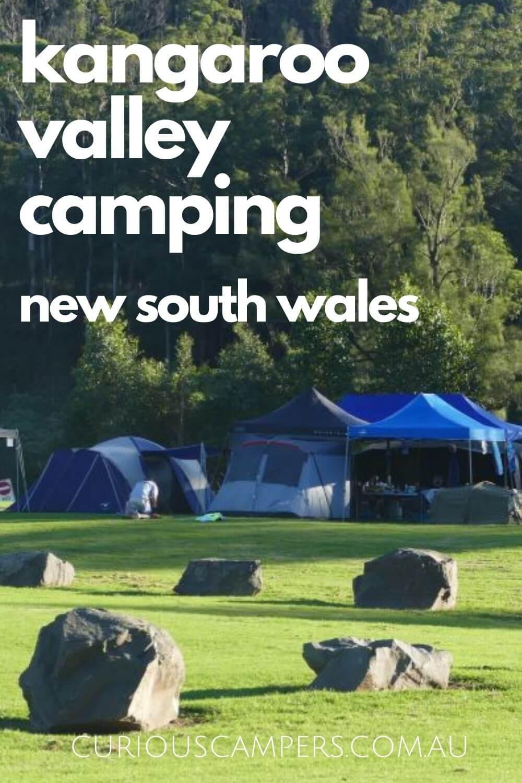 Kangaroo Valley Camping