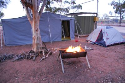 New South Wales - Camping