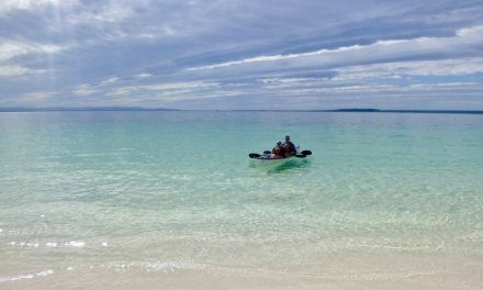 The Magic of Kayaking Jervis Bay
