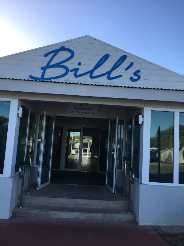 Places to Eat in Coral Bay